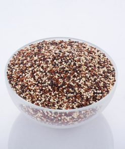 Quinoa are actually packed with more nutrients than you can possibly imagine. Get your supply of energy with our tai-coloured quinoa, pretty on the plate and even better on the palette. Shop online at the Hive Bulk foods, largest zero waste shop in Malaysia and Singapore.