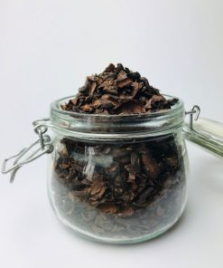Cacao husk tea gives you the unique chocolate experience from the finest quality cacao. 100% natural.