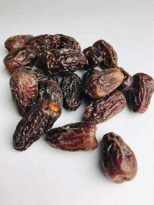 California Jumbo Medjool Dates are rich in fiber, minerals and vitamins. Promotes a healthy weight gain. Shop online at the Hive Bulk foods, largest zero waste shop in Malaysia and Singapore.