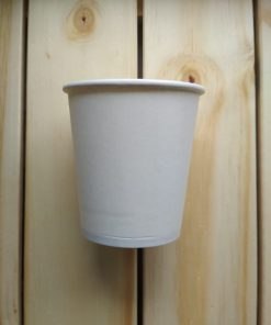 Paper cups. Best for your birthday, wedding parties. Coated with corn starch.