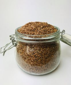 Include flaxseeds in your diet for a daily boost of nutrition. Sprinkle them on your salad, cereals, or you can even mix it in your smoothies or drinking water. These can be used to bake cookies, muffins or in your batter. Shop online at the Hive Bulk foods, largest zero waste shop in Malaysia and Singapore.