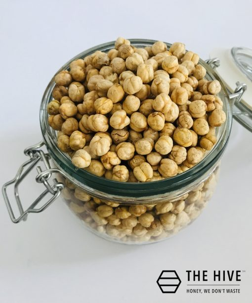 Roasted Chickpeas The Hive