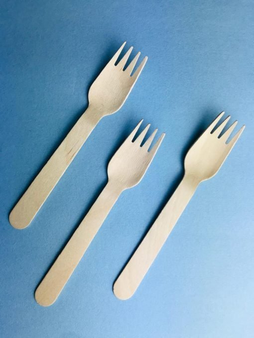 Wooden Fork. Best for your birthday, wedding parties. Shop online at the Hive Bulk foods, largest zero waste shop in Malaysia and Singapore.
