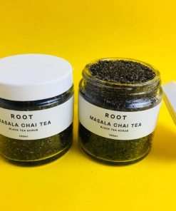 Root Remedies Morning Coffee Body Scrub.
