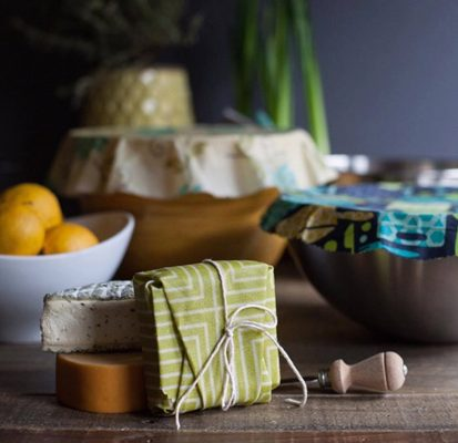 How to do beeswax wrap. Workshop.