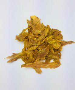 Purrdy Tumeric chicken jerky for your purry friends! Shop online at the Hive Bulk foods, largest zero waste shop in Malaysia and Singapore.
