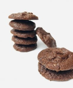Belgian Double Chocolate Chip Cookies. Shop online at the Hive Bulk foods, largest zero waste shop in Malaysia and Singapore.