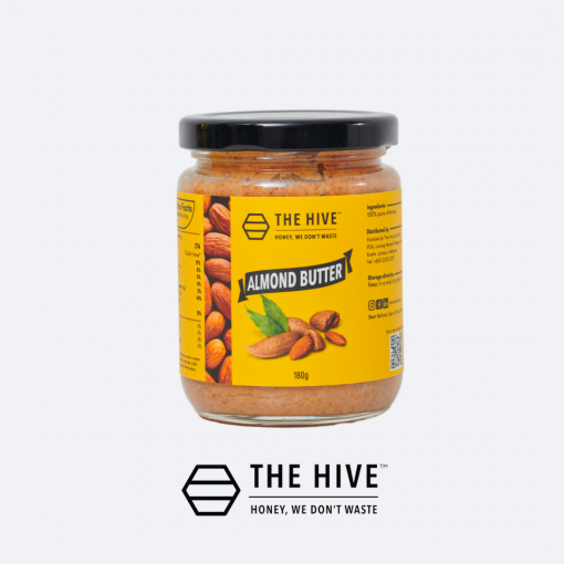 Almond Butter by The Hive
