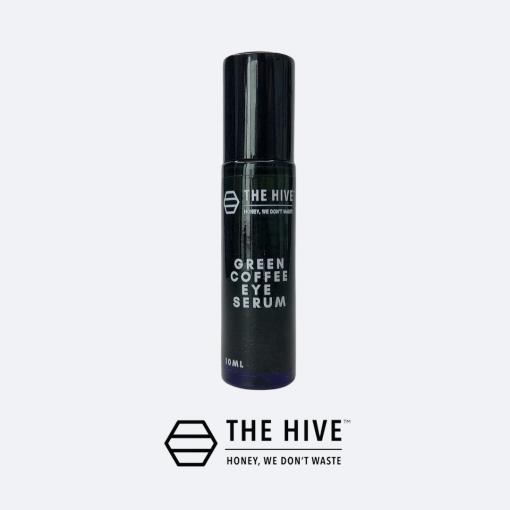 green coffee eye serum