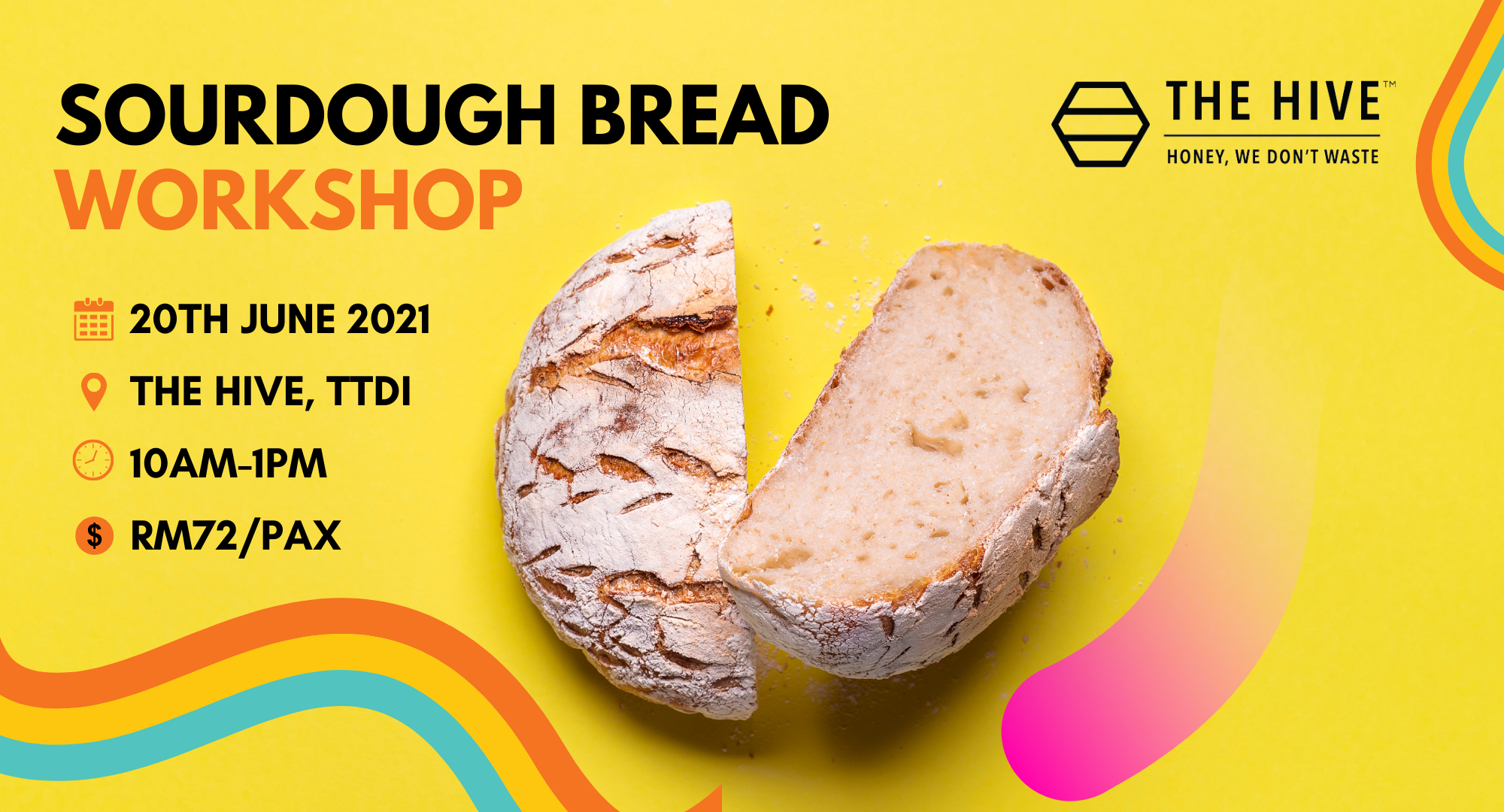 Sourdough Basics Workshop | 20th June 2021