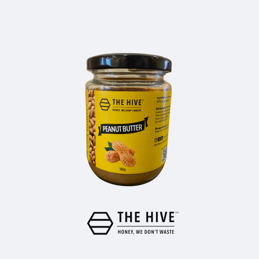 smooth peanut butter 180g